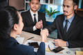 business person having handshake, concept of successful business - PhotoDune Item for Sale