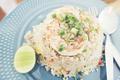 Fried rice with shrimp, Thai food - PhotoDune Item for Sale