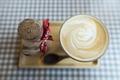 coffee latte art - PhotoDune Item for Sale