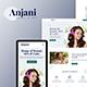Anjani - Spa & Beauty Elementor Template Kit - ThemeForest Item for Sale