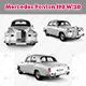 Mercedes-Benz Ponton 180-W120 - 3DOcean Item for Sale