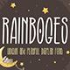 Rainboges - Playful Sans Font - GraphicRiver Item for Sale