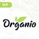 Organio - Organic Food Store WordPress - ThemeForest Item for Sale