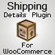 Shipping Details Plugin for WooCommerce - CodeCanyon Item for Sale