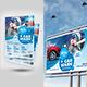 Car Wash Service Flyer & Billboard Bundle - GraphicRiver Item for Sale