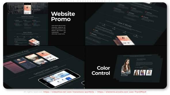 Website Presentation Z1
