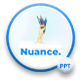 Nuance - Pitchdeck PowerPoint Template - GraphicRiver Item for Sale