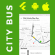City Bus Tracking Android App Template & iOS App Template | Driver + Passenger | Flutter 2 - CodeCanyon Item for Sale