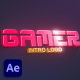 Game Retro Logo Intro - VideoHive Item for Sale