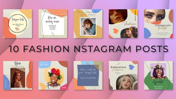 Fashion Instagram Posts