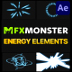 Energy Elements | After Effects - VideoHive Item for Sale
