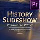 History Slideshow - VideoHive Item for Sale