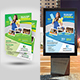 Cleaning Services Flyer With Poster Bundle - GraphicRiver Item for Sale
