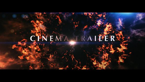 Cinema Trailer 3