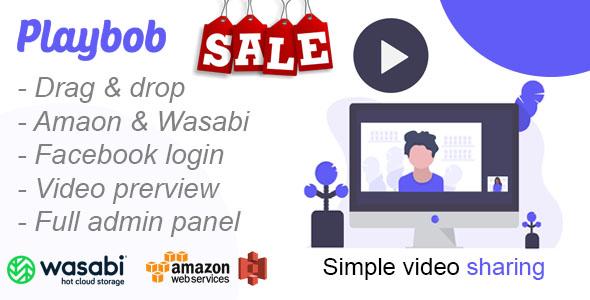 Playbob - Simple Video Sharing