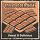 Retro Cocoa Product Sign Poster - GraphicRiver Item for Sale