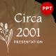 Circa 2001 Presentation Template - GraphicRiver Item for Sale