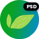 Organio - Organic PSD Template - ThemeForest Item for Sale