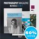 Photography Magazine bundle - GraphicRiver Item for Sale
