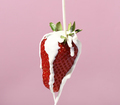 Strawberry with cream - PhotoDune Item for Sale