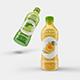 Juice Bottle Mockup - GraphicRiver Item for Sale