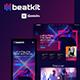 BeatKit - Music Events Elementor Template Kit - ThemeForest Item for Sale