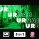 Urban Opener   Final Cut Pro X & Apple Motion - VideoHive Item for Sale