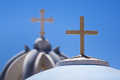 Close up from Orthodox Crosses - PhotoDune Item for Sale
