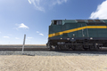 Train Lhasa to Shanghai stopped in station, Tibet - PhotoDune Item for Sale