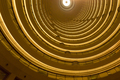 Interior view of the Jin Mao Tower in Shanghai - PhotoDune Item for Sale