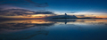 Awesome sunset and still water on Gili Air Island, Indonesia - PhotoDune Item for Sale