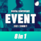 Digital Event Promo   Final Cut Pro & Apple Motion - VideoHive Item for Sale