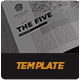 Lifestyle Indesign Template - GraphicRiver Item for Sale