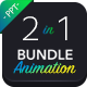 Animated Bundle Motion and Creative - GraphicRiver Item for Sale