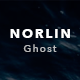 Norlin — Personal Dark Theme for Ghost - ThemeForest Item for Sale