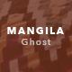 Mangila — Minimalistic and Elegant Ghost Blog Theme - ThemeForest Item for Sale