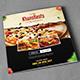 Square Trifold Food Menu Brochure - GraphicRiver Item for Sale