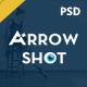 Arrowshot marketplace psd template - ThemeForest Item for Sale