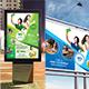 Cleaning Services Poster + Billboard Bundle - GraphicRiver Item for Sale