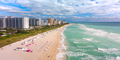 Aerial View of South Beach, Miami, Florida - PhotoDune Item for Sale