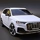 2021 Audi Q7 s line - 3DOcean Item for Sale