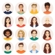 People Avatar Set - GraphicRiver Item for Sale