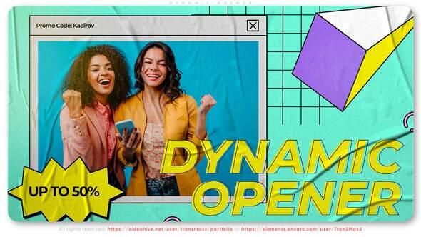 Dynamic Opener. Windows Style