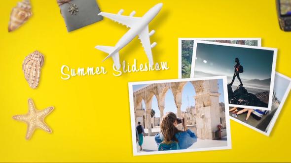 Summer Travel Slideshow
