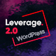 Leverage - Agency Elementor WordPress Theme - ThemeForest Item for Sale