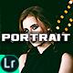 Professional Portrait  Lightroom Presets - GraphicRiver Item for Sale