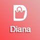 Diana – Furniture Store eCommerce Template - ThemeForest Item for Sale