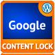 Google +1 Content Locker