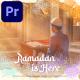 Ramadan Kareem Opener | MOGRT for Premiere Pro - VideoHive Item for Sale