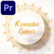 Ramadan Opener | MOGRT for Premiere Pro - VideoHive Item for Sale